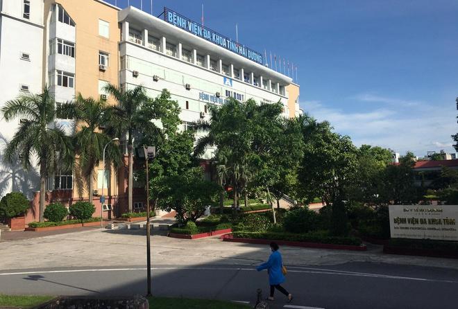 Bệnh viện đa khoa Hải Dương đón bệnh nhân trở lại