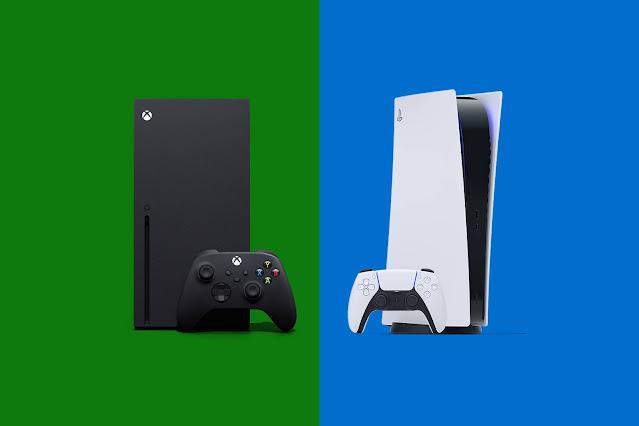 So sánh xbox và PS5