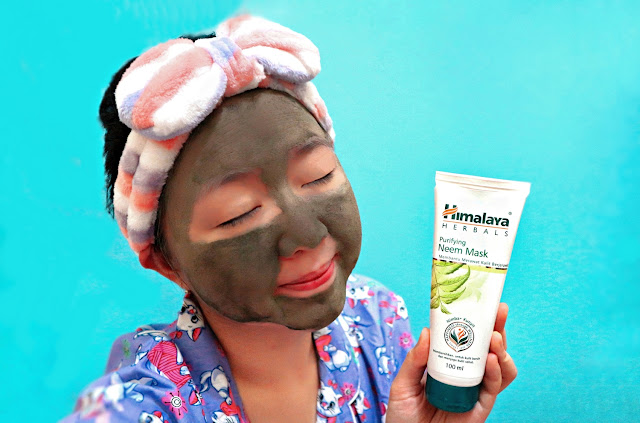 Himalaya Purifying Neem Mask Review #MeisUniqueBlog