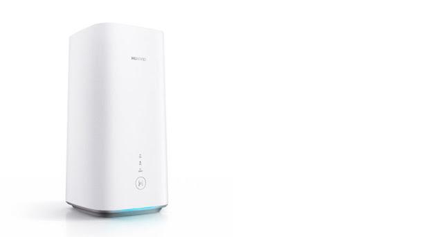 هواوي تطلق جهاز راوتر 5G للمستهلكين