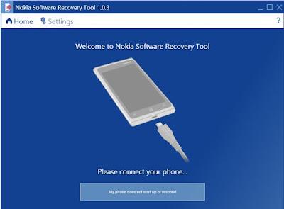 Lumia Flash Tool