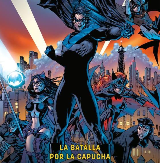 Batman: La Batalla por la Capucha Vol. 1 (de 2)