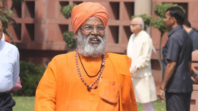Mamta Banerjee 'belongs to family of demon Hirankashyap': BJP MP Sakshi Maharaj
