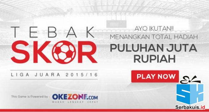 Tebak Skor Liga Juara Okezone 2015/2016