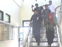 Diserahkan ke Jaksa, Mantan Wakil Bupati Ponorogo Pingsan