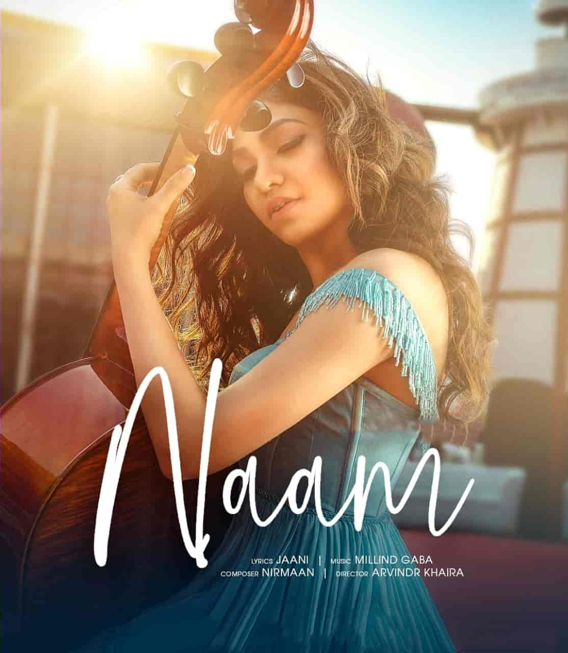 Naam Romantic Song Image By Tulsi Kumar and Millind