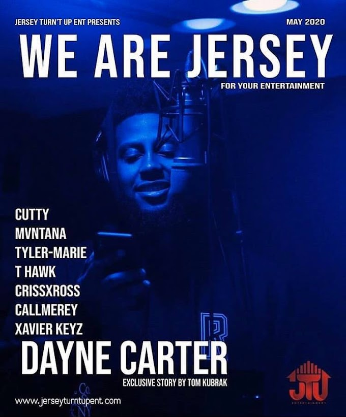A voice for NJ Cutty headlines We Are Jersey Magazine