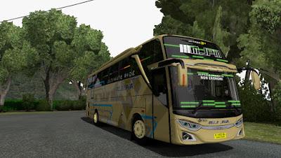 Livery Pack Muji Jaya for Jetbus 3 SHD PACK V1 Adudu Edit Diny by Fayaz