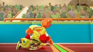 Sesame Street Elmo The Musical Athlete the Musical.1