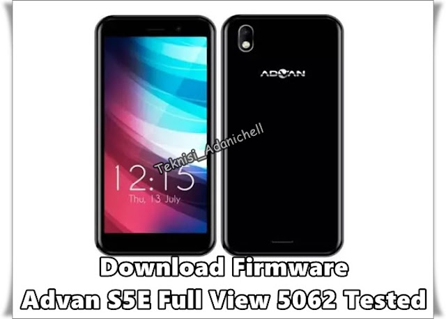 Download Firmware Advan S5E Full View 5062 Tested