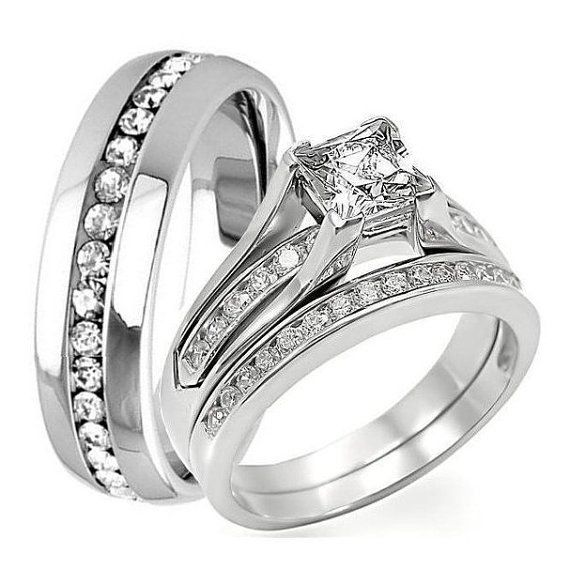 Cheap Wedding Rings For Men And Women