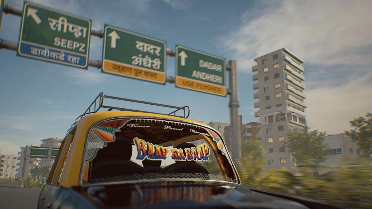 Mumbai Gullies Wallpaper HD