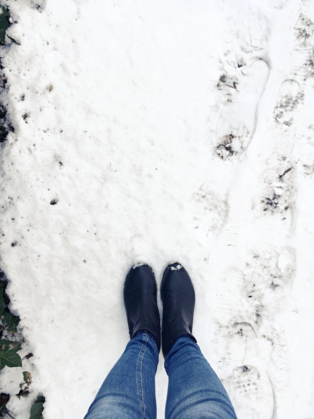 Den sista snön (om jag får bestämma)