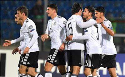 اهداف مباراة سان مارينو وألمانيا فى تصفيات كاس العالم 2018
