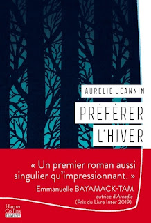 Vie quotidienne de FLaure : Préférer l'hiver - Aurélie JEANNIN