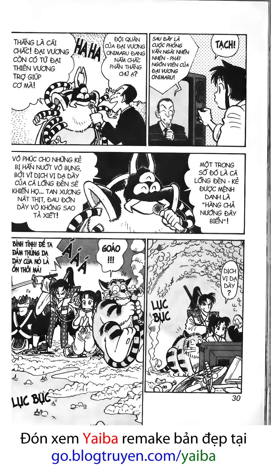 Yaiba chap 51 trang 11