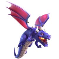 Informasi Dragon di COC