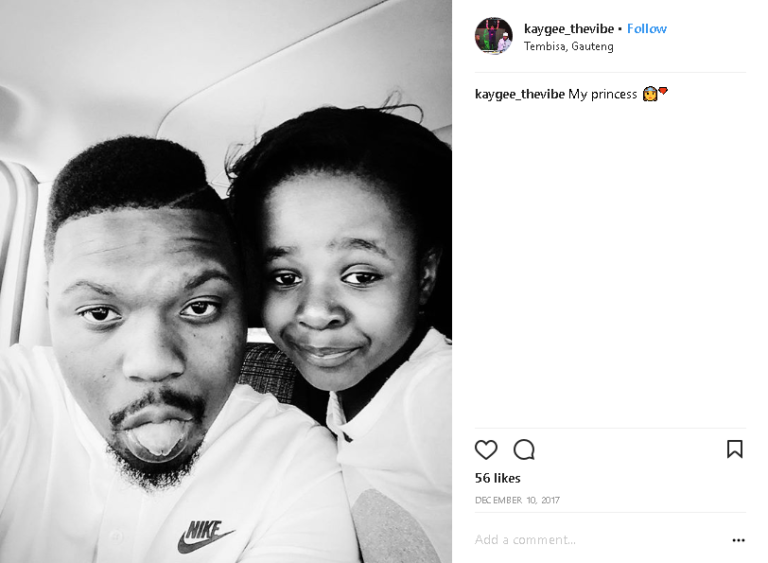 ... her pregnancy news with fans, Busiswa had kept the identity of the  father's child to herself, until now. The singer tagged the baby daddy in  one of the ...