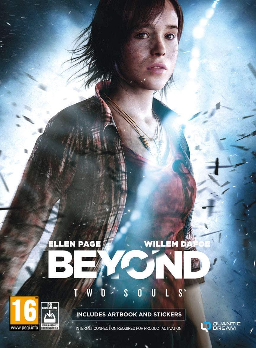 Descargar Beyond Two Souls PC Cover Caratula
