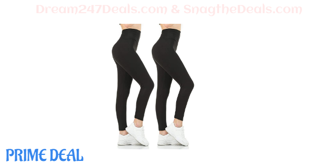 40% OFF Womens Legging-- 2 Packs