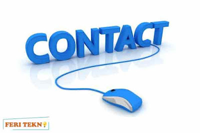 Membuat kontak form - feri tekno