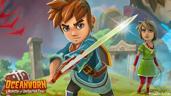 Download latest version of Oceanhorn™ Apk