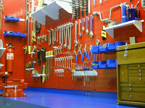 Write Blogs and Articles about Wall Control Pegboard