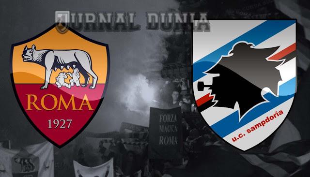 Prediksi AS Roma Vs Sampdoria