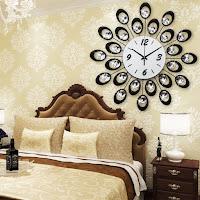 Yatak Odası Duvar Saatleri