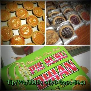 Jual Pie Susu Dhian Bali Harga Rp 2500/pcs