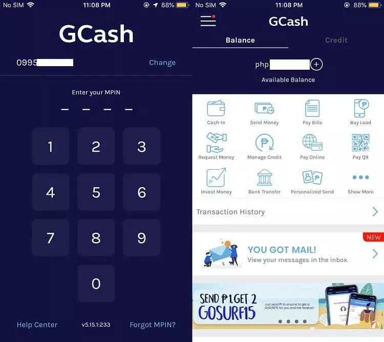 GCash App