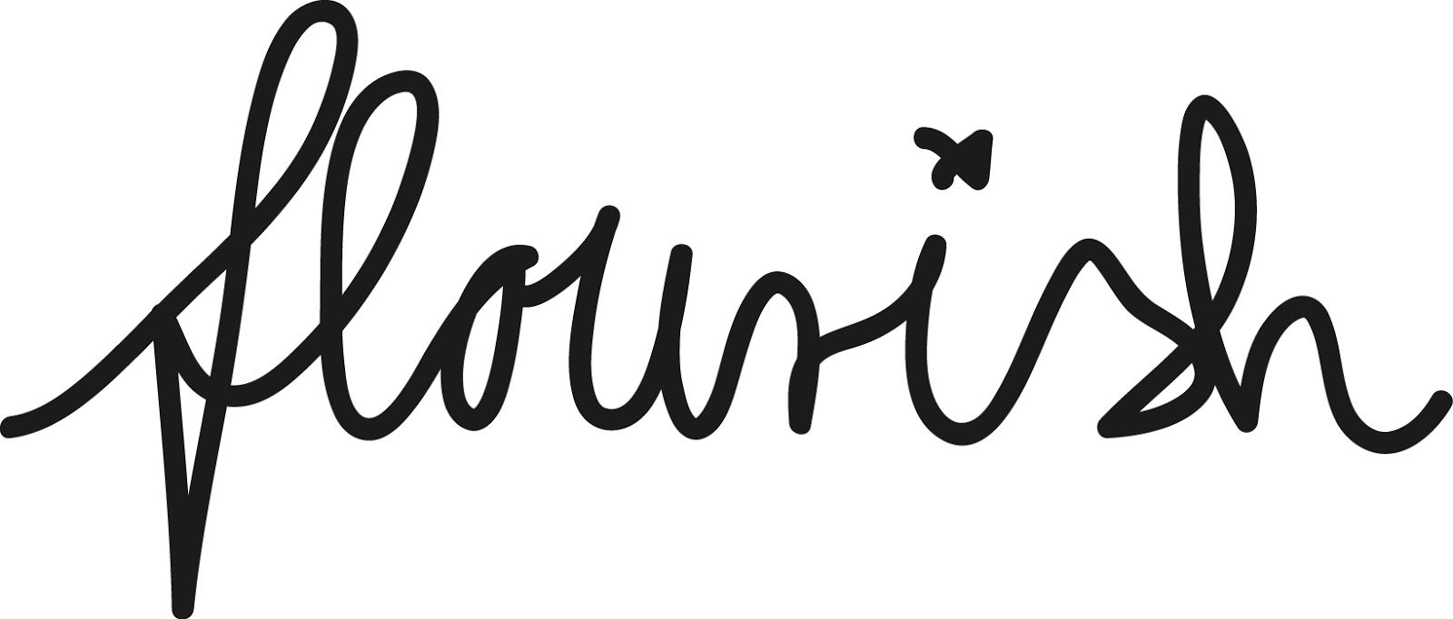 One little Word 2015 - Online Class von Ali Edwards - Flourish - Erfolgreich sein - Aufblühen - Tu was du liebst