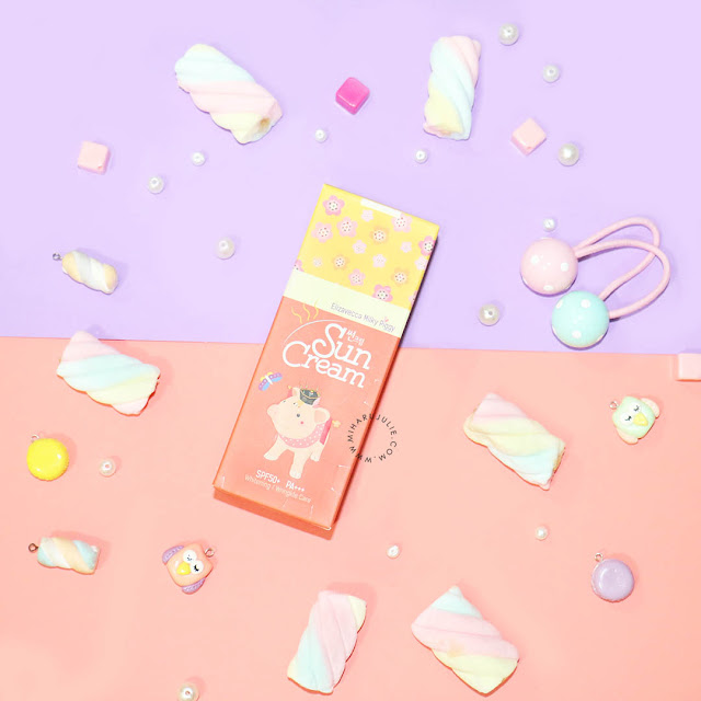 Elizavecca Milky Piggy Sun Cream SPF50+ 50ml Sunscreen Sun Block