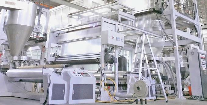 Transporte y alimentación de carbonato de calcio en la fabricación de plásticos