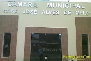 Exclusivo:  Câmara Municipal de Pilõezinhos pode ter funcionário fantasma.