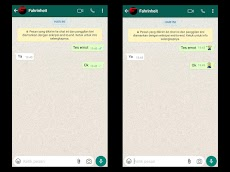Cara Mengganti Centang Chat WhatsApp dengan Emot Lucu