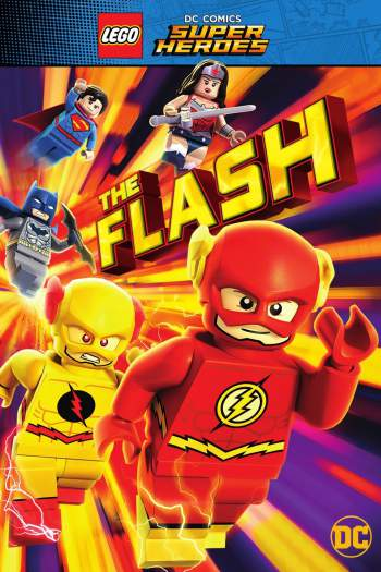 LEGO Super-Heróis DC: O Flash Torrent – BluRay 720p/1080p Dual Áudio