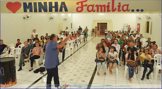 MAIS realizou a I Conferência de  Libertação na Familia  2019 em Chapadinha