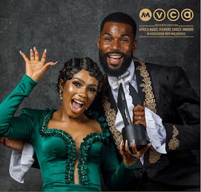 Mercy and Mike wins AMVCA 2020