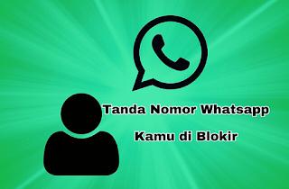Tanda Nomor Whatsapp Kamu di Blokir Orang Lain