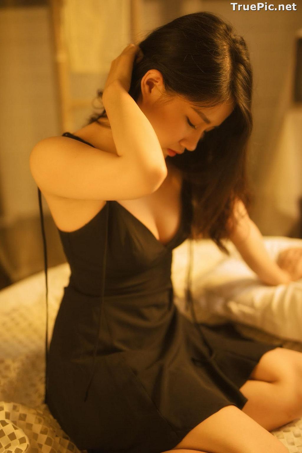 Image Vietnamese Hot Girl - Nguyen Hoang Kieu Trinh - My Black Angel - TruePic.net - Picture-25