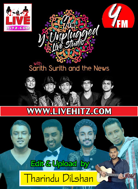 SARITH SURITH AND THE NEWS Y UNPLUGGED LIVE STUDIO 2018