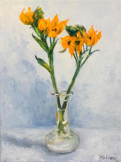 Ineke Mahieu, Oranje