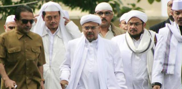 Habib Rizieq Tidak Perlu Ikuti Saran Politisi PDIP Hendrawan Supratikno