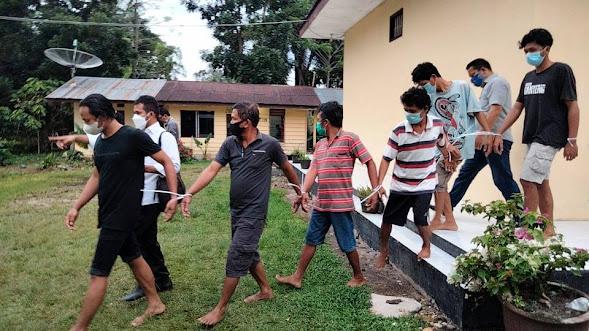 Main Hakim Sendiri Hingga Meninggal di Tanah Jawa, 12 Orang Ditetapkan Tersangka