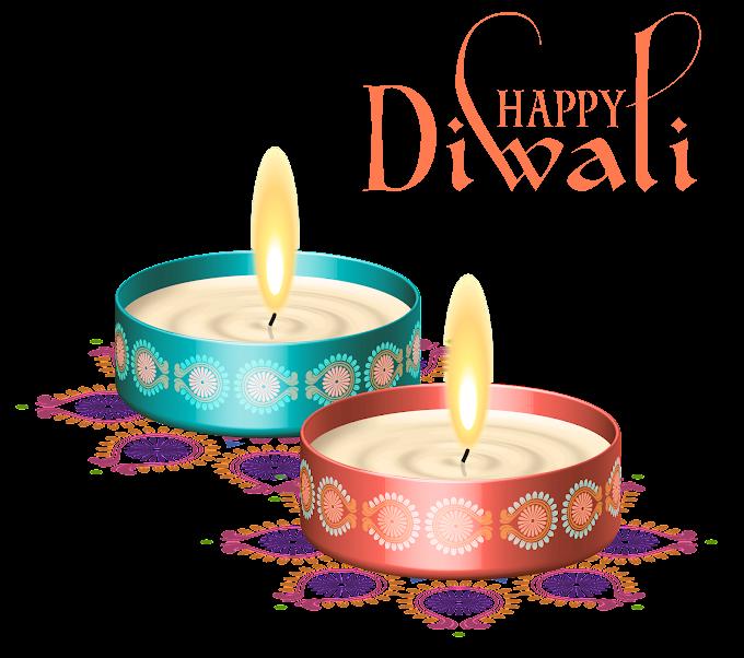Diwali Light Background free png file