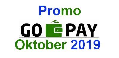 Gopay Promo Oktober 2019