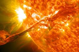 Jika Tidak Ada Oksigen di Luar Angkasa, Bagaimana Matahari Bisa Terbakar?