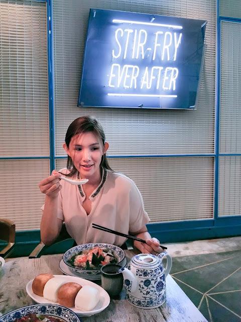 Jibby Chow Halal Chinese Restaurant Courtyard Ss15 Jia Shin Lee