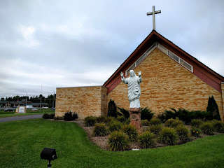 St John's Lutheran Church, Ladysmith, Wisconsin